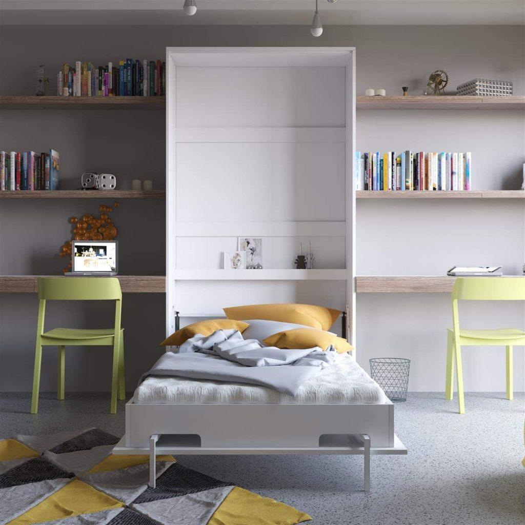 comprar cama abatible vertical abierta