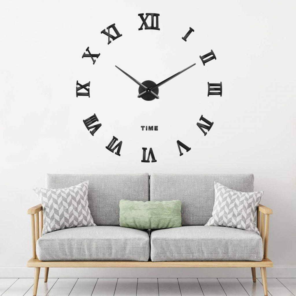 reloj pared salon