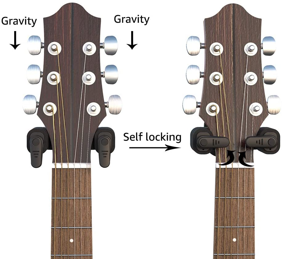 soporte pared guitarra