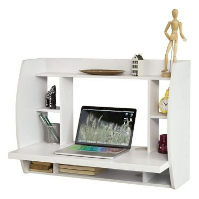 escritorio pared
