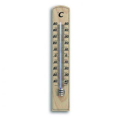 termómetro pared